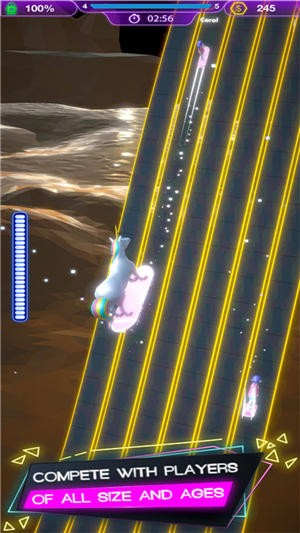人类霓虹冲浪游戏下载
