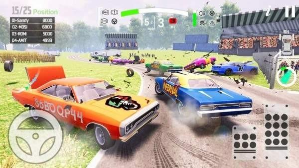 车祸事故模拟驾驶2021最新版