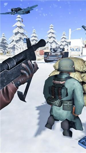 二战寒冬战争最新版官方版