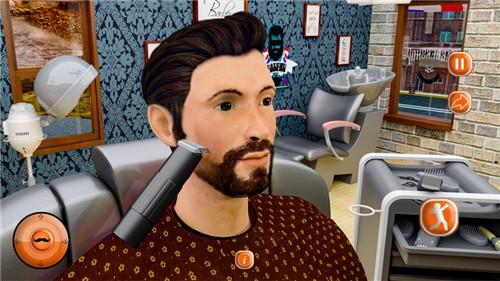 我的理发师店头发切轿车苹果版下载