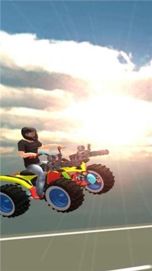 摩托车射击城市官方版