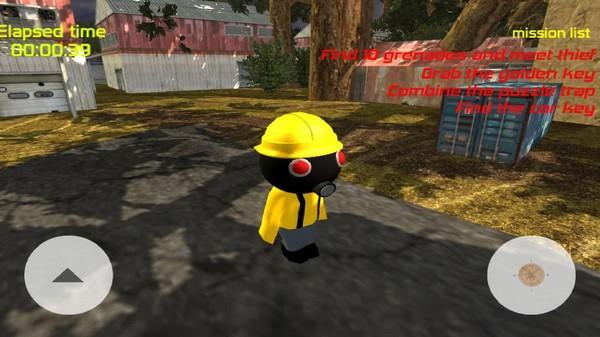 恐怖机器人游戏下载安装
