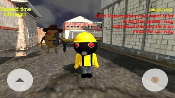 恐怖机器人最新手机版