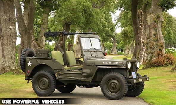 越野军用卡车模拟器安卓版