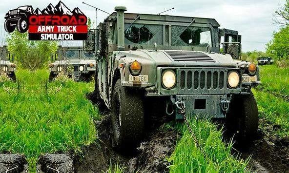 越野军用卡车模拟器游戏下载