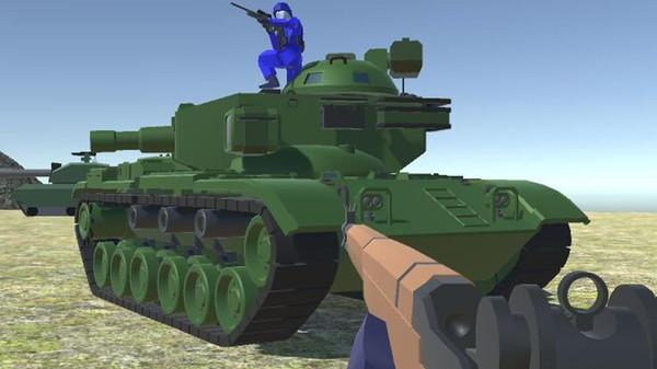 枪战荣耀战场游戏下载