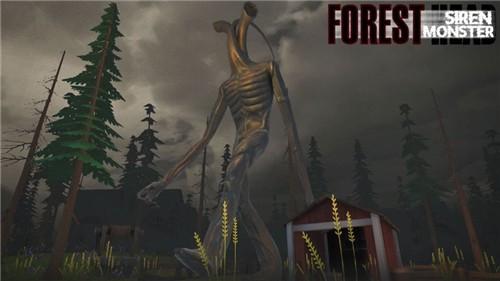 森林警笛头怪兽ios版下载