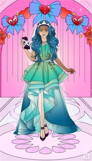 新娘装扮填色ios版官方版