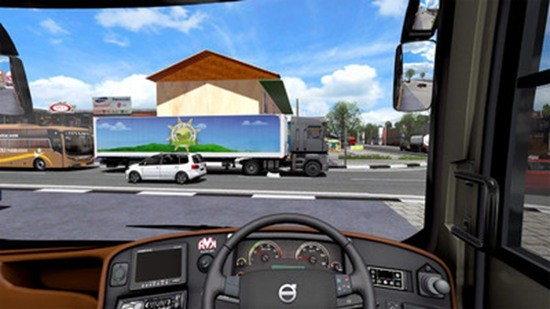 教练巴士停车模拟器最新版