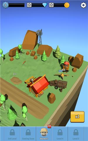 空闲伐木工人最新版