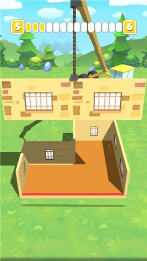 迷你房子建造免费版