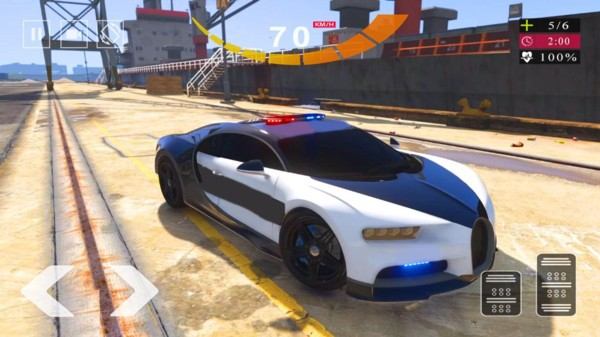 警车模拟器2020游戏下载