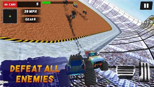 怪物卡车拆除德比毁灭2021游戏下载