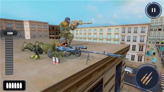新狙击手射击最新版