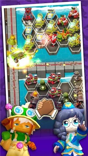 军玩具塔防手机版