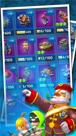 军玩具塔防手机版下载
