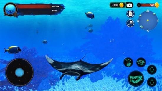 海底魔鬼鱼游戏下载