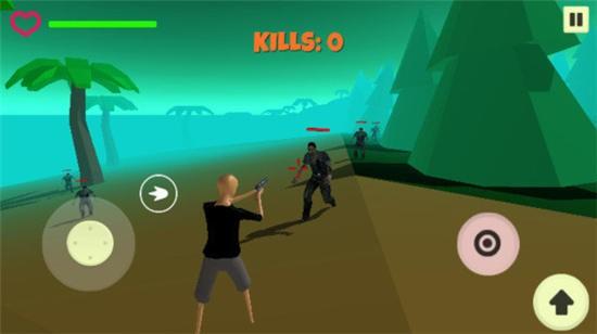僵尸生存岛游戏下载