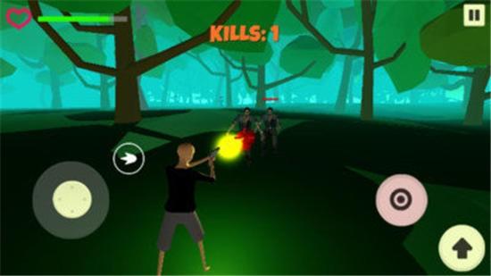 僵尸生存岛游戏