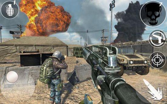 Fps射击遭遇战游戏下载