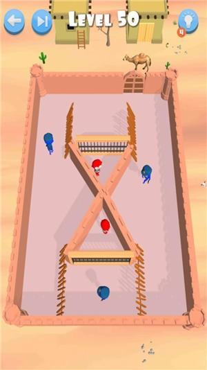 人类监狱逃生游戏下载