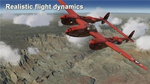 航空模拟器2021手机版