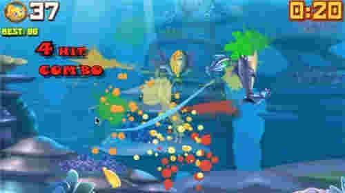海底忍者安卓版最新版