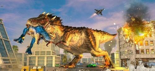 狂暴恐龙游戏官方版