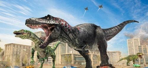 狂暴恐龙游戏官方版下载