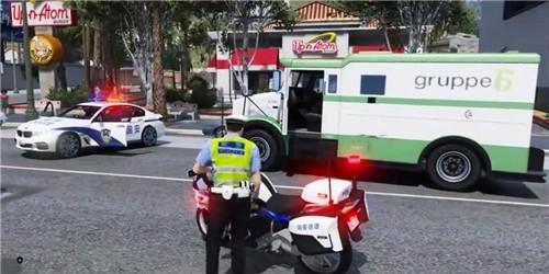 中国特警模拟器中文版下载