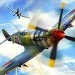 二战战机空中混战无限金币版