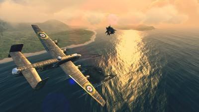 二战战机空中混战内购破解版