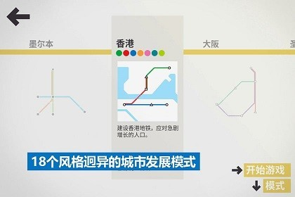 模拟地铁完整版无限道具