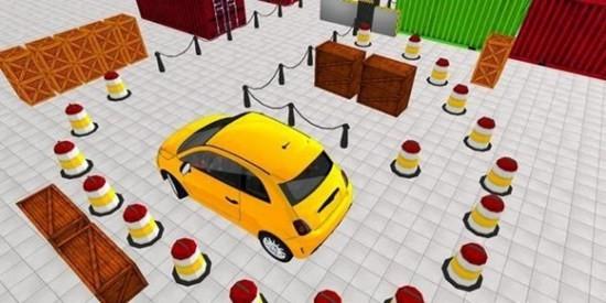现代汽车驾驶停车场模拟器中文版
