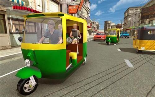人力车停车模拟中文版下载