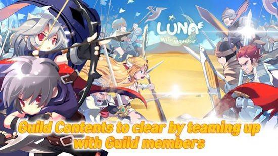LunaM ph中文版