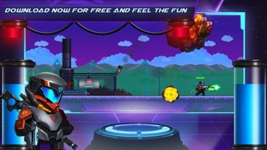 战斗城市游戏下载