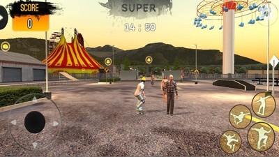 滑板模拟器游戏下载