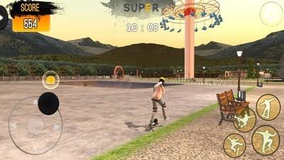 滑板模拟器中文版下载