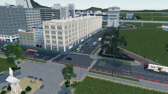 都市天际线游戏下载