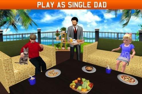 爸爸模拟器游戏中文版
