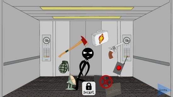 火柴人逃离电梯2游戏下载