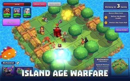 岛屿英雄手机版下载