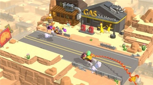 炸鸡派对游戏下载