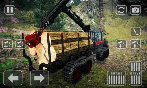 伐木模拟器无限金币版
