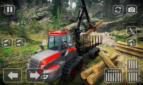 伐木模拟器破解版下载