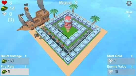 城堡岛TD最新版