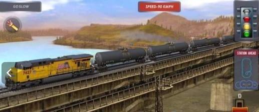 石油火车驾驶中文版下载