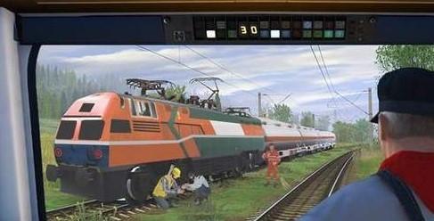 石油火车驾驶中文版