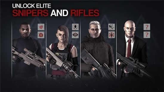 杀手狙击手2刺客世界汉化版下载